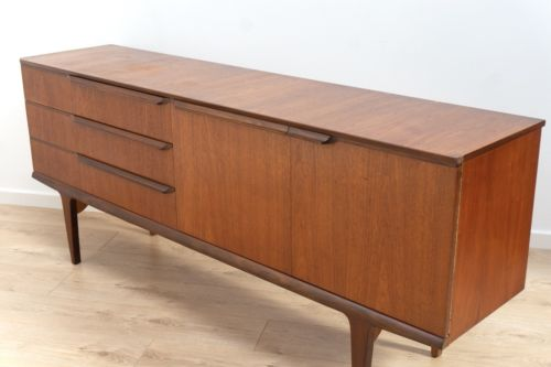 Rare Mid Century Vintage Teak Younger Sideboard Credenza 1960's /123