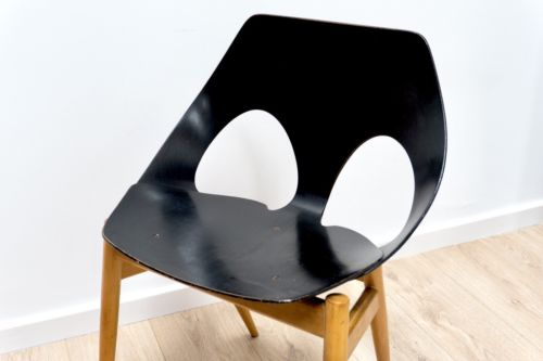Iconic Mid Century Jason Chair By Frank Guille & Carl Jacobs For Kandya