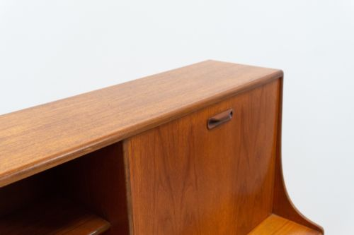 Superb Mid Century Vintage Teak G Plan Fresco Sideboard Highboard