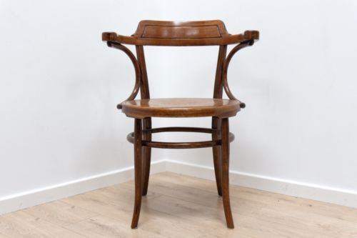 Superb Original Josef Jaworek Bentwood Vintage Thonet Occasional Chair /169