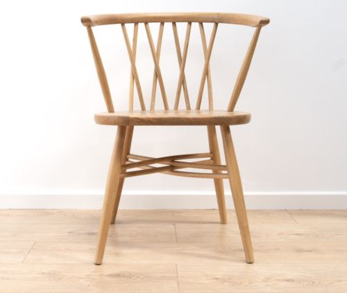 NEW Ercol Blonde Shalstone Occasional Chair John Lewis