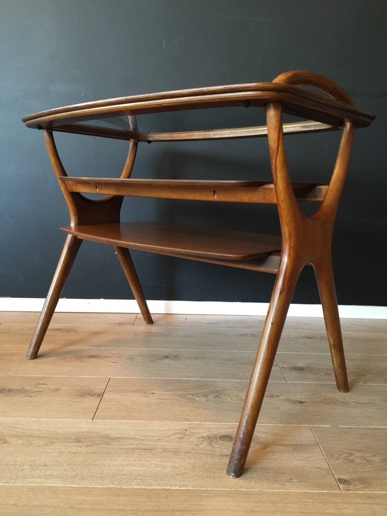 ... Rare Vintage 1950u0027s Teak Buffet Table By Malcolm Walker For Dalescraft  *Courier* ...