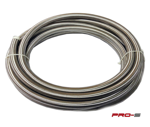 PRO-S STAINLESS STEEL BRAIDED HOSES