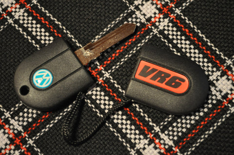 VW MK2 MK3 VR6 Golf GTi Jetta Corrado Pill Key -NEW-!