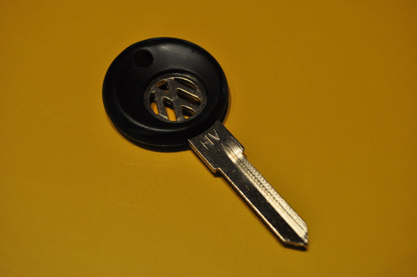 VW Mk1 Mk2 Rabbit Scirocco 16v key blank OEM Genuine -HV profile-