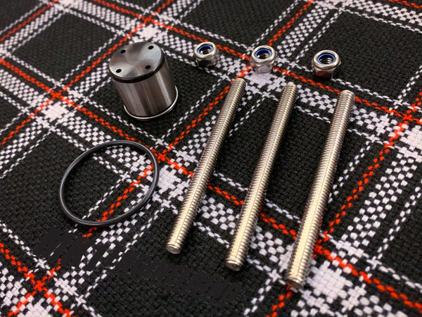 VW / Audi HPFP Complete Stainless Stud Kit W/ Cam Follower