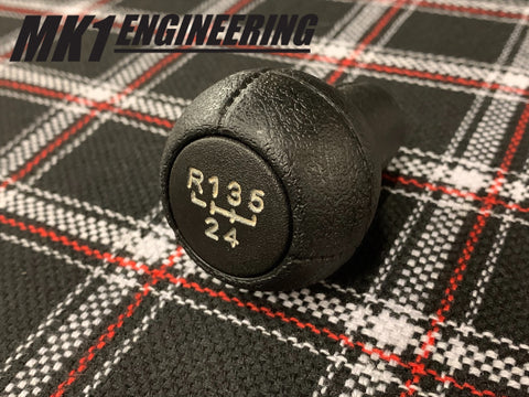 VW MK1 MK2 MK3 Rabbit Caddy Jetta 5-speed shift knob- OEM-