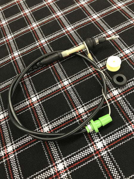 VW MK1 Rabbit Caddy Scirocco 16v throttle cable