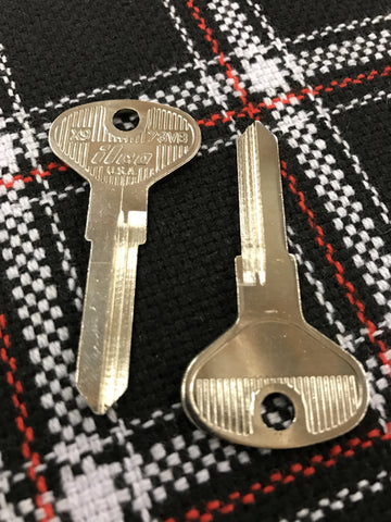 VW MK1 HV / VB key blanks -Aftermarket-