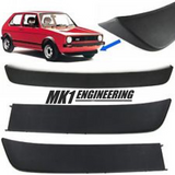 VW MK1 Golf Rabbit Caddy Gti Deep Bumper Duckbill Spoiler- NEW- NOS!-