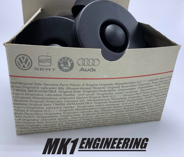 MK1 Rabbit Scirocco Jetta Strut Bearing Caps -NOS!- Genuine