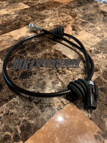 "MK1 02A/02J swap speedo cable ""clip on"" style"