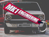 MK1Engineering Logo Key Chain