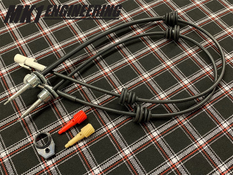 MK1 Rabbit Jetta Caddy Cabriolet Complete speedometer cable kit