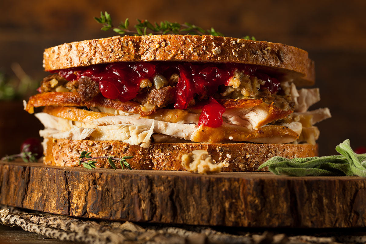 Reclaim your Thanksgiving Leftovers