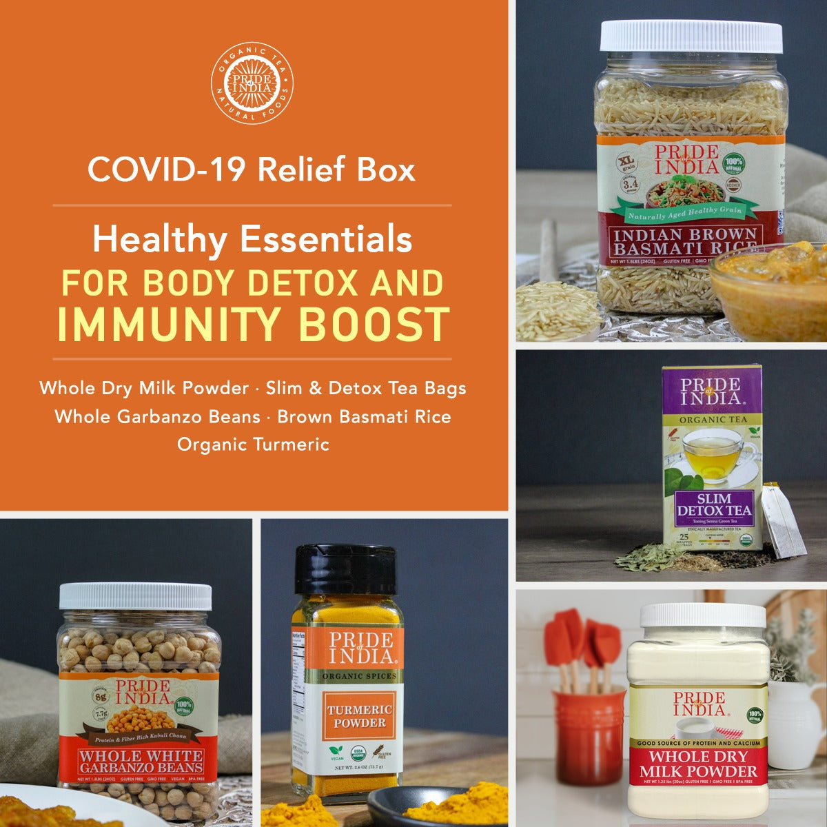 SPECIAL COVID-19 RELIEF BOX - MAY'S BOX OF THE MONTH