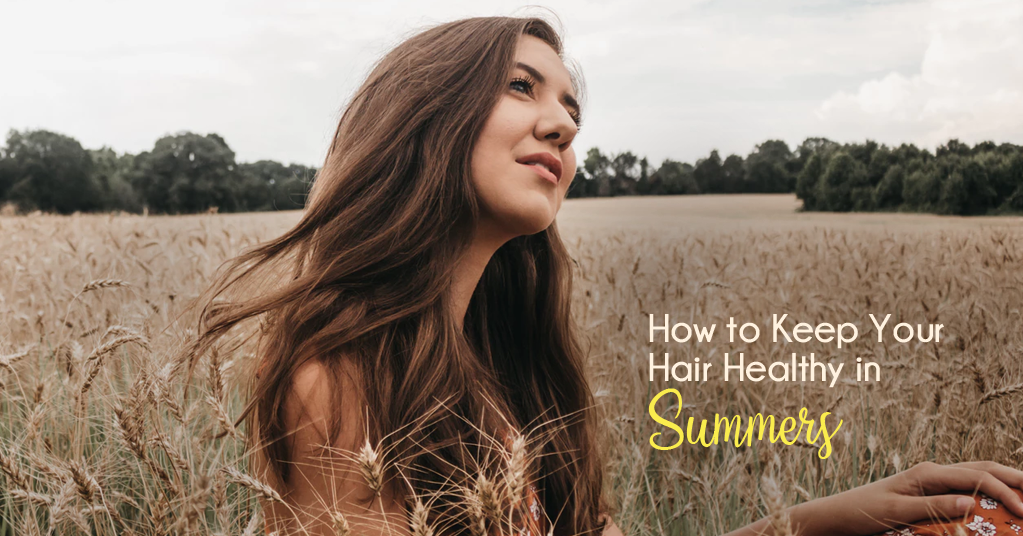 Ways To Protect Your Hair From the Summer Sun