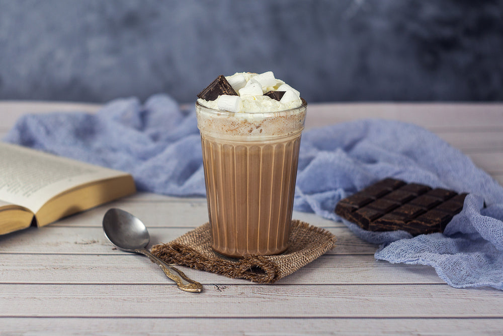 Frozen Hot Chocolate: A Summer Delight