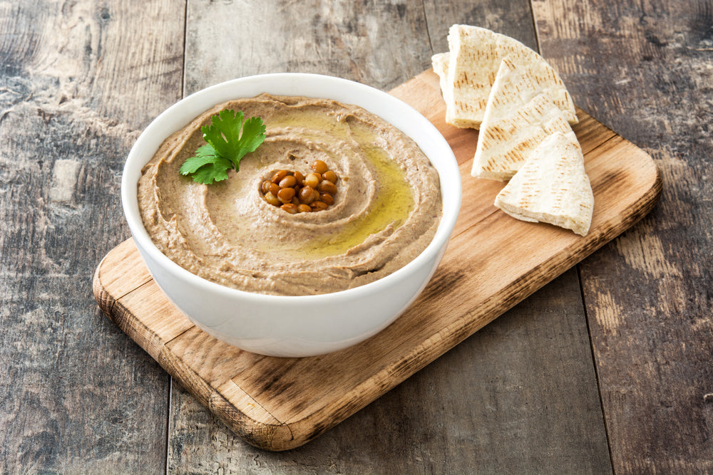 best lentil hummus recipe