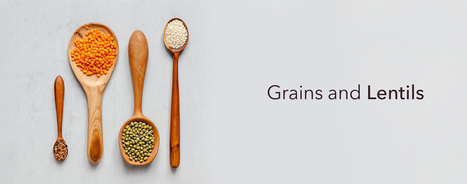 Grains Lentils & Superfoods