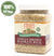 Extra Long Indian Brown Basmati Rice - Naturally Aged Healthy Grain Jar - Pride Of India