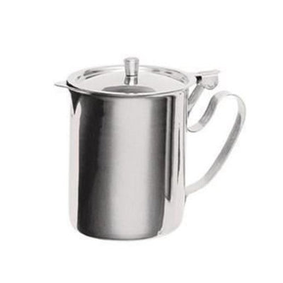 Stainless Steel Sugar & Creamer Servers - Pride Of India