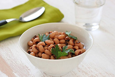 Indian Whole Black Eyed Peas - Protein & Fiber Rich Lobiya Jar - Pride Of India