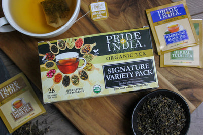 Organic Assorted Signature Variety Tea Bags