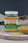 Indian Split Yellow Mung Lentils - Protein & Fiber Rich Moong Dal Jar - Pride Of India