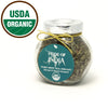 Organic Mint Herbal Full Leaf Tea (Caffeine Free) - Pride Of India