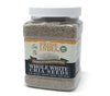 Whole White Chia Seeds - Omega-3 & Calcium Superfood Jar