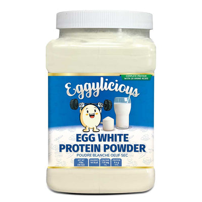 Eggylicious Egg White (Albumin) Powder - Pride Of India