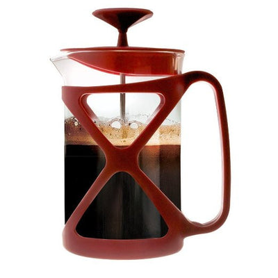 Tempered Glass French Press, 30 Fluid Ounces (900ml) Coffee Maker - Pride Of India
