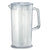 Plastic Ice-Tea Coffee & Juice Pitcher w/ Chilling Tube, 66 Fluid Ounces - Pride Of India