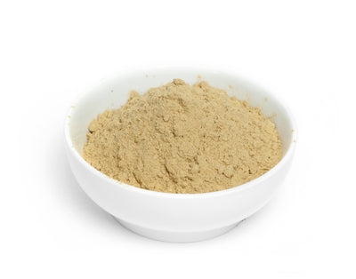 Organic Premium Raw Maca Powder - Iron & Fiber Rich Superfood - 8.82oz (250gm) Jar - Pride Of India