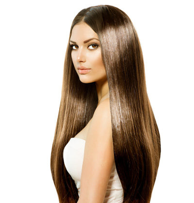 Henna hair color Silky