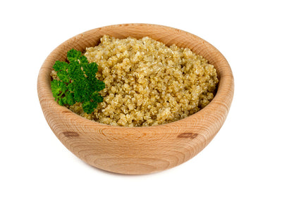 Quinoa & Brown Basmati Whole Grain Mix - Protein Rich Super Grain Jar - Pride Of India