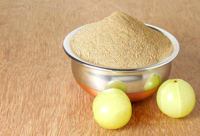 Natural Amla Gooseberry Herbal Hair & Skin Conditioning Powder