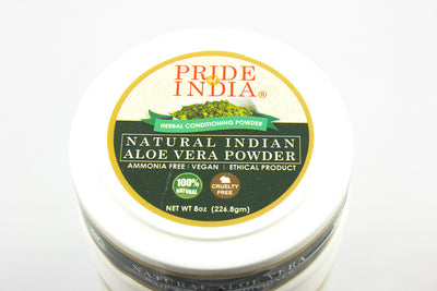 Natural Aloevera Herbal Hair & Skin Conditioning Powder
