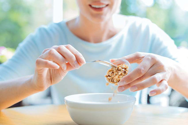 Include more whole grains in your daily diet