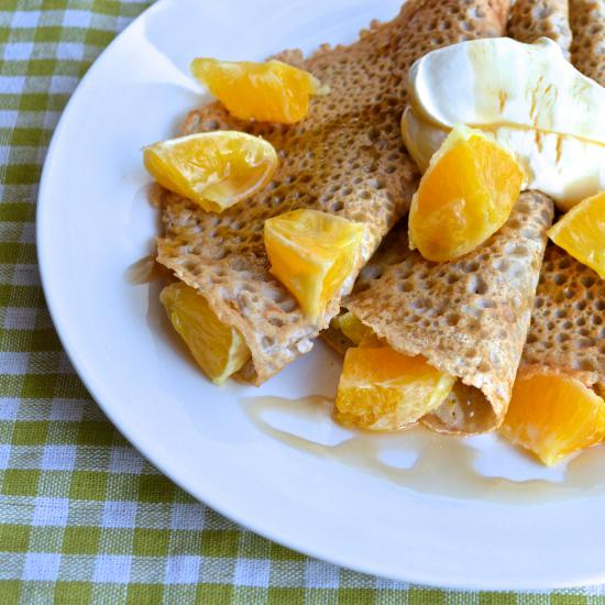 RECIPE: Zesty Pancakes | Organix