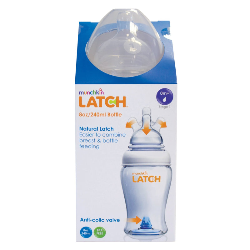 Munchkin Latch 240ml Bottle -1 Pack