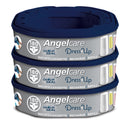 Angelcare Nappy Bin Refill - Octagon - 3 Pack