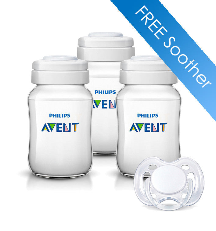 Philips AVENT Breastmilk Containers