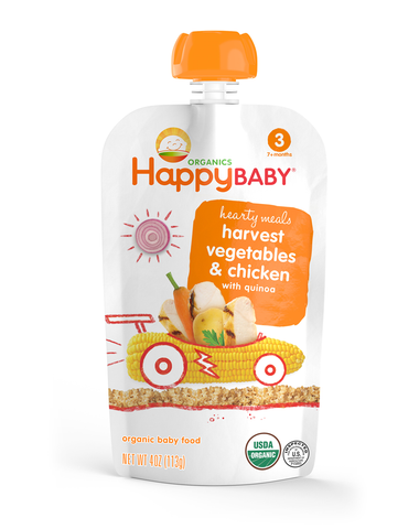Happy Family Organic Hearty Meals 113g