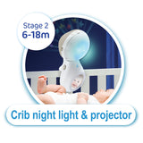 3-in-1 Projector Musical Mobile