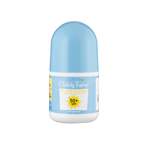 Childs Farm 50+ SPF Sun Lotion Roll-on