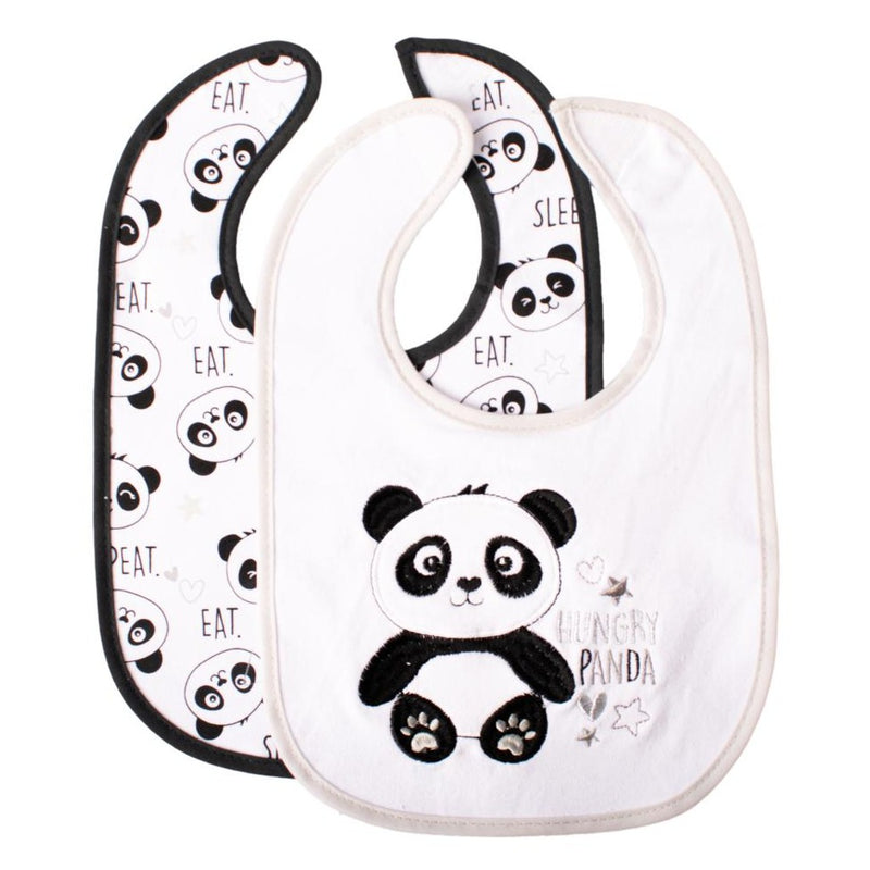 Character Group Jersey Bib - 2-Pack