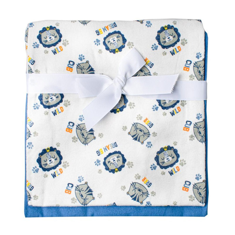 Character Group Receiving Blanket - 2-Pack
