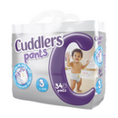 Cuddlers Pants - Size 3 - 34's